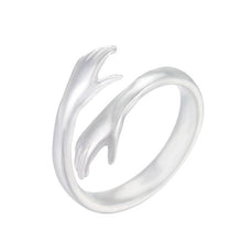 Load image into Gallery viewer, Vintage Hugging Hand Ring for Women - hope2shop