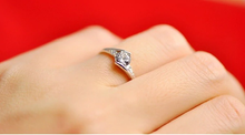 Load image into Gallery viewer, Party Silver Charms Wedding Ring