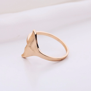 Handmade Fish Tail Animals Finger Ring