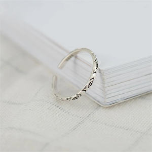 Silver Animal Cute Fish Rings