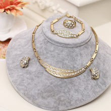 Load image into Gallery viewer, Women Indian African Jewelry Sets Party, Wedding Jewellery Sets
