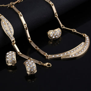 Indian Women Wedding Party  Jewellery Sets