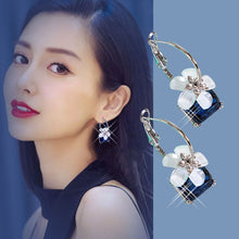 Crystal Cherry Earrings For Women