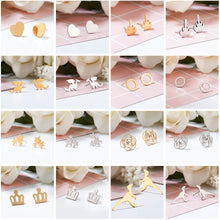 Load image into Gallery viewer, Stylish Mini Stud Earrings