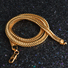 Load image into Gallery viewer, Gold Exquisite Smooth  Necklace