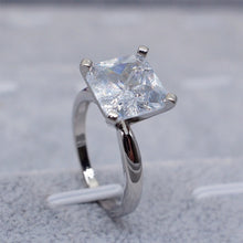 Load image into Gallery viewer, Square Shape Rings For Women