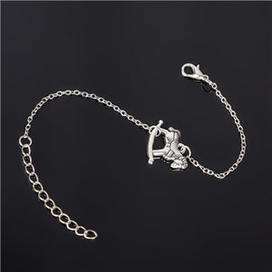 Silver  Bracelet Jewelry Gift Wedding Banquet