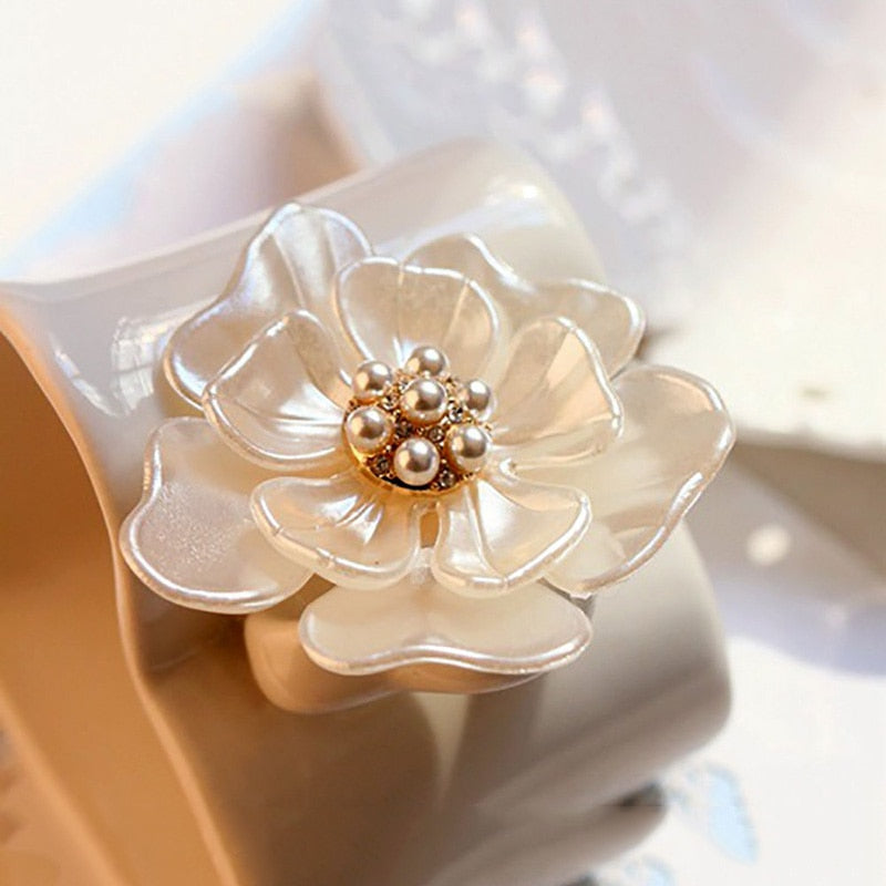 Flower Brooch Pins Plant Brooches