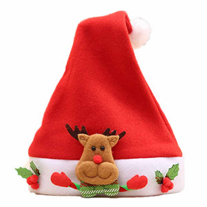 Christmas Elk Hat Santa Headgear