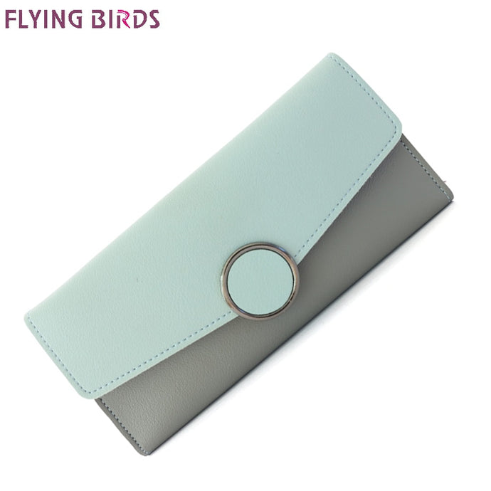 Flying Birds Wallet cell phone bag