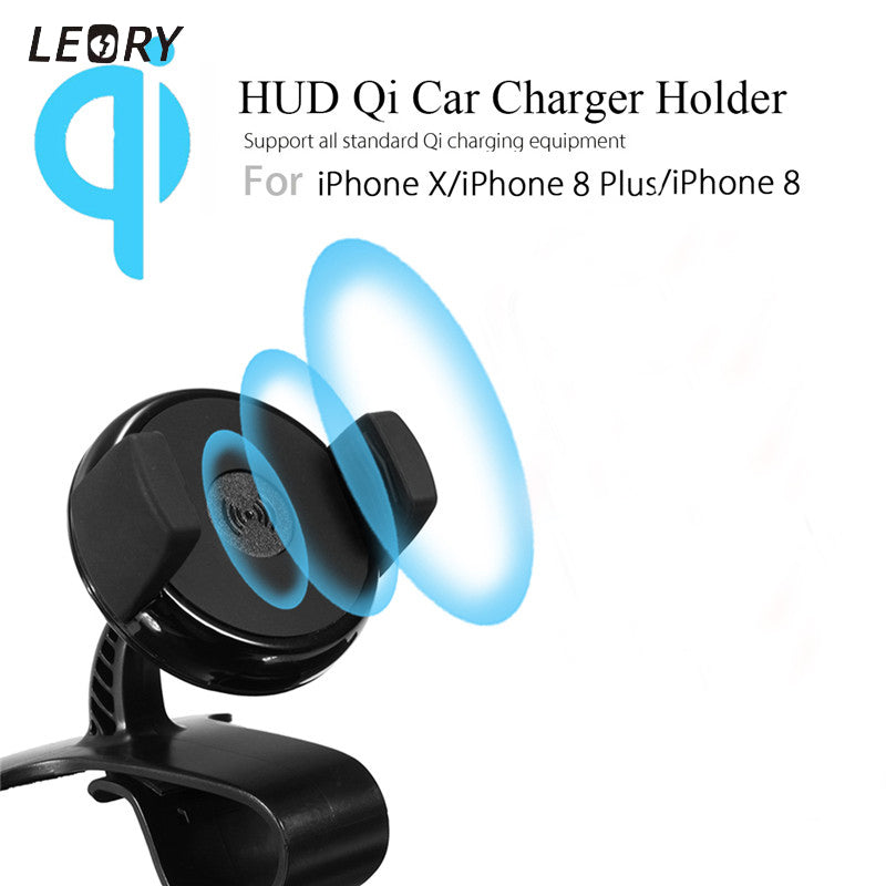 360 Rotating Wireless Cell Phone Stand