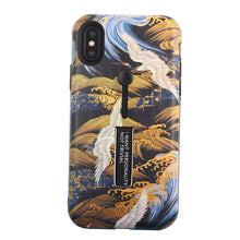 Load image into Gallery viewer, Protective Phone Cover Red-crowned Crane Pattern for iPhone