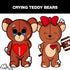 THE CRYING TEDDY BEARS