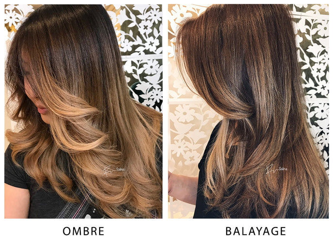 Best Ombre and Balayage Hair Color in NYC? Technique, Time, Prices