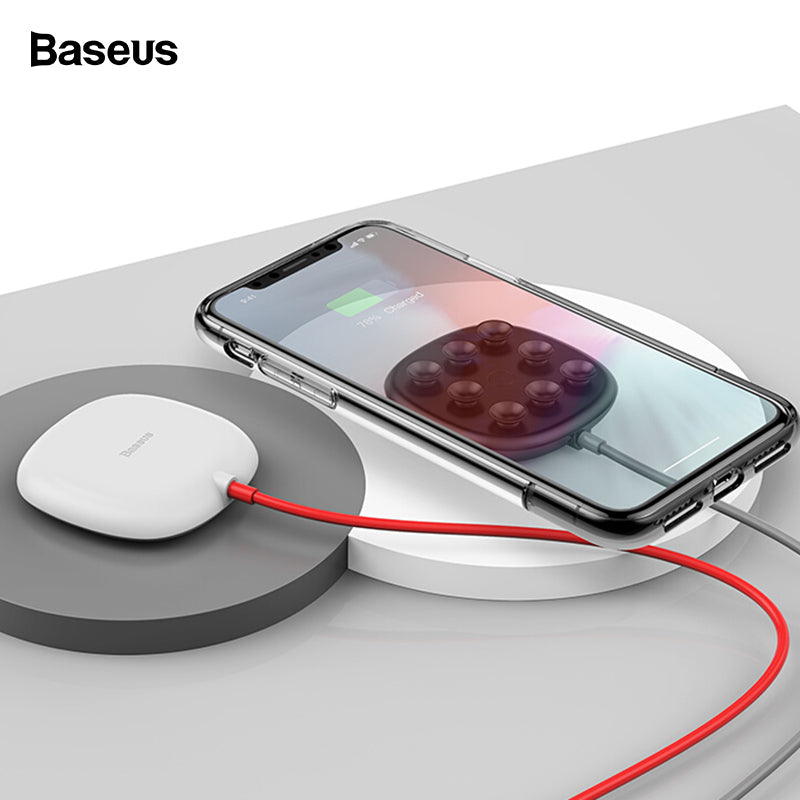 Baseus Spider Suction Cup Wireless Charger