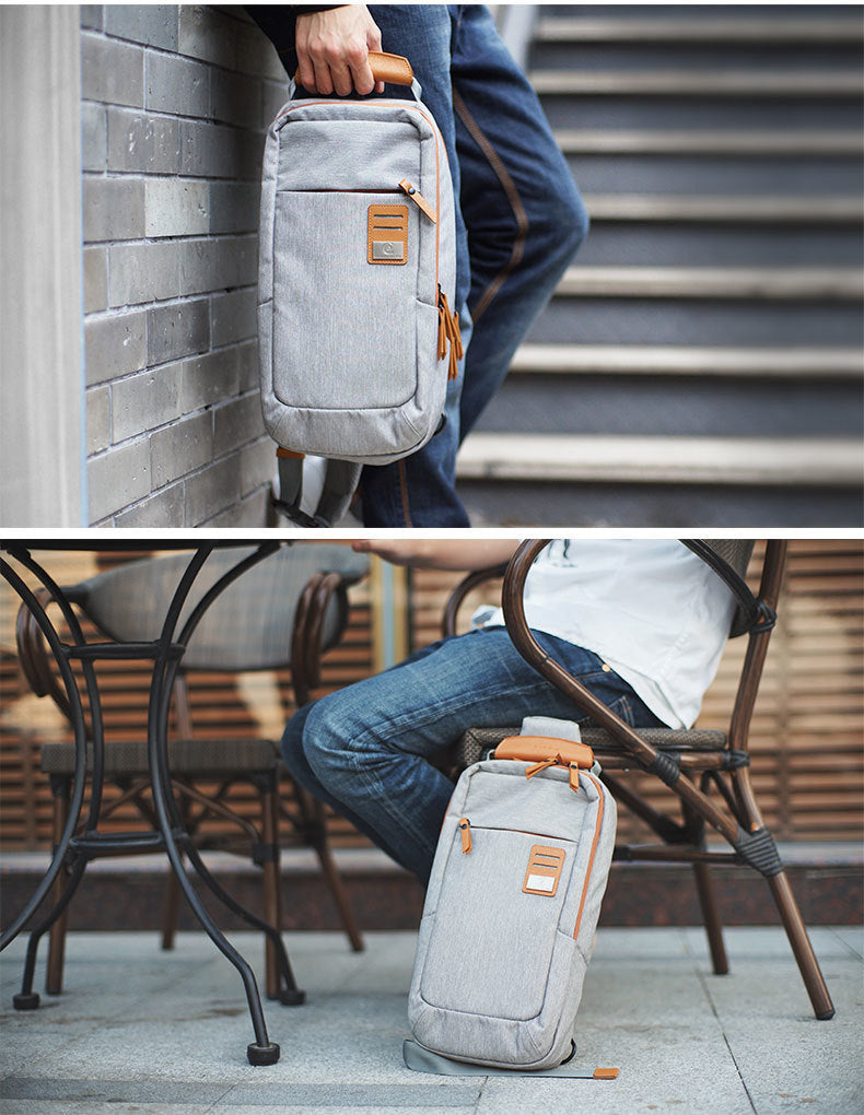 NEW GROUP Sling Messenger Bag