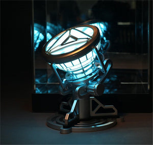 Legend 1:1 Scale Iron man Arc Reactor With LED Light 14cm