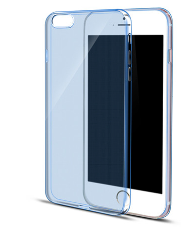 Clear Silicon Case