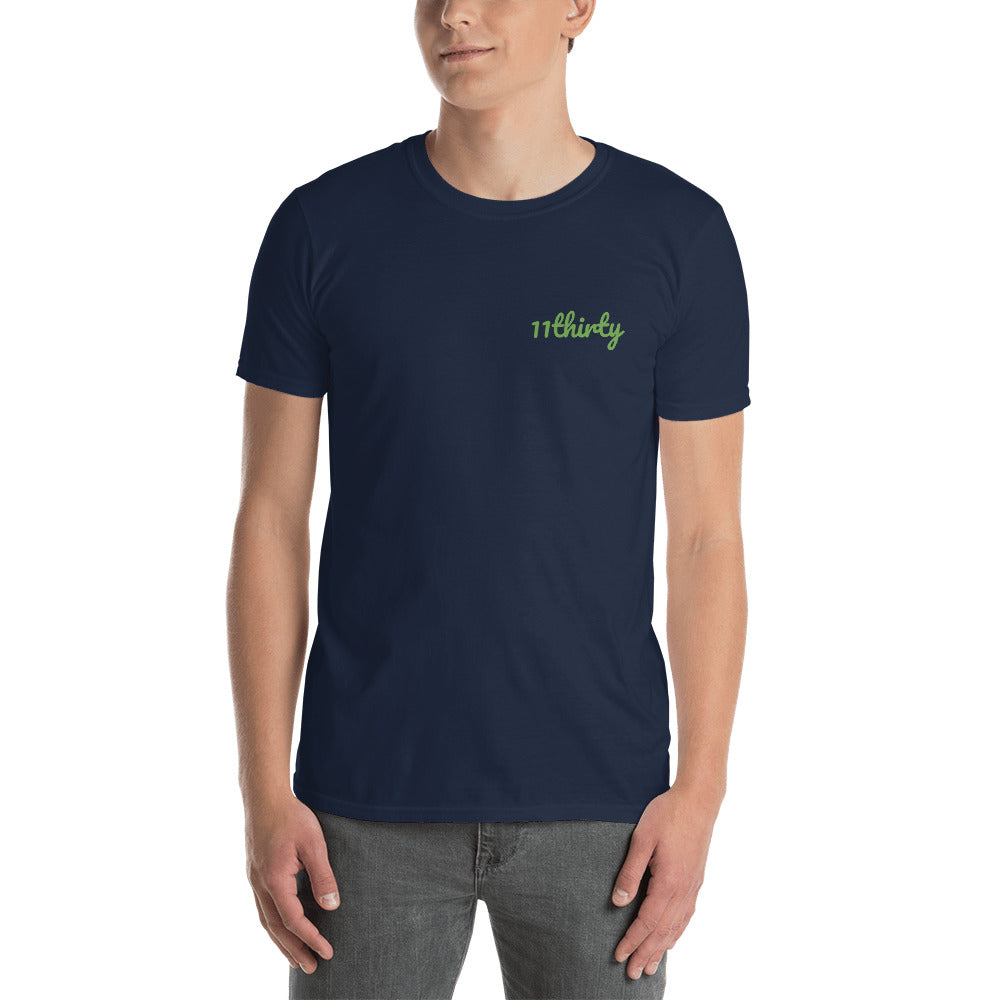 11thirty REP Lightweight Short-Sleeve Unisex T-Shirt