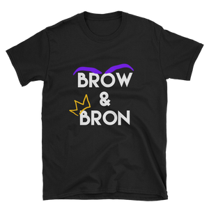 BROW & BRON Short-Sleeve Unisex T-Shirt