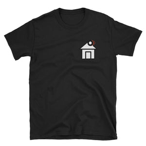 """Home is where you heart is"" Short-Sleeve Unisex T-Shirt"