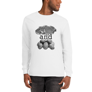 Meat and potatoes 11thirty Long Sleeve T-Shirt