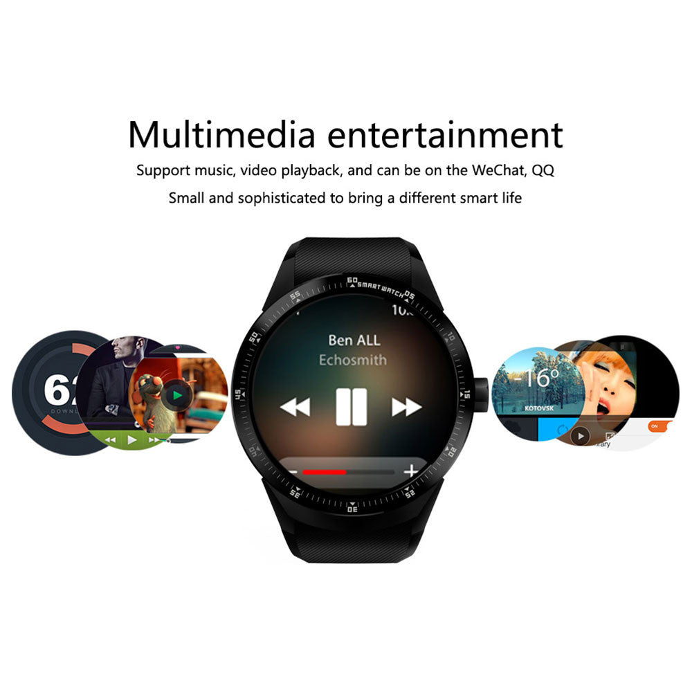K98H WiFi Smart Watch Smart Watch