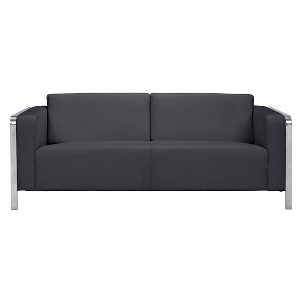 Zuo Thor Sofa Black