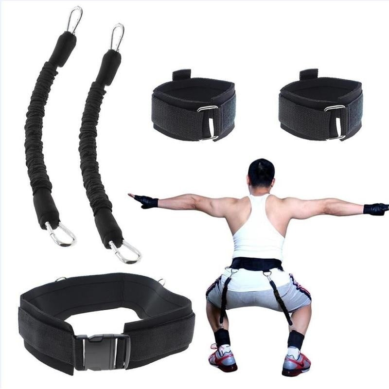 Resistance Band Fitness Bounce Trainer Rope Training Strap Fitness Equipment