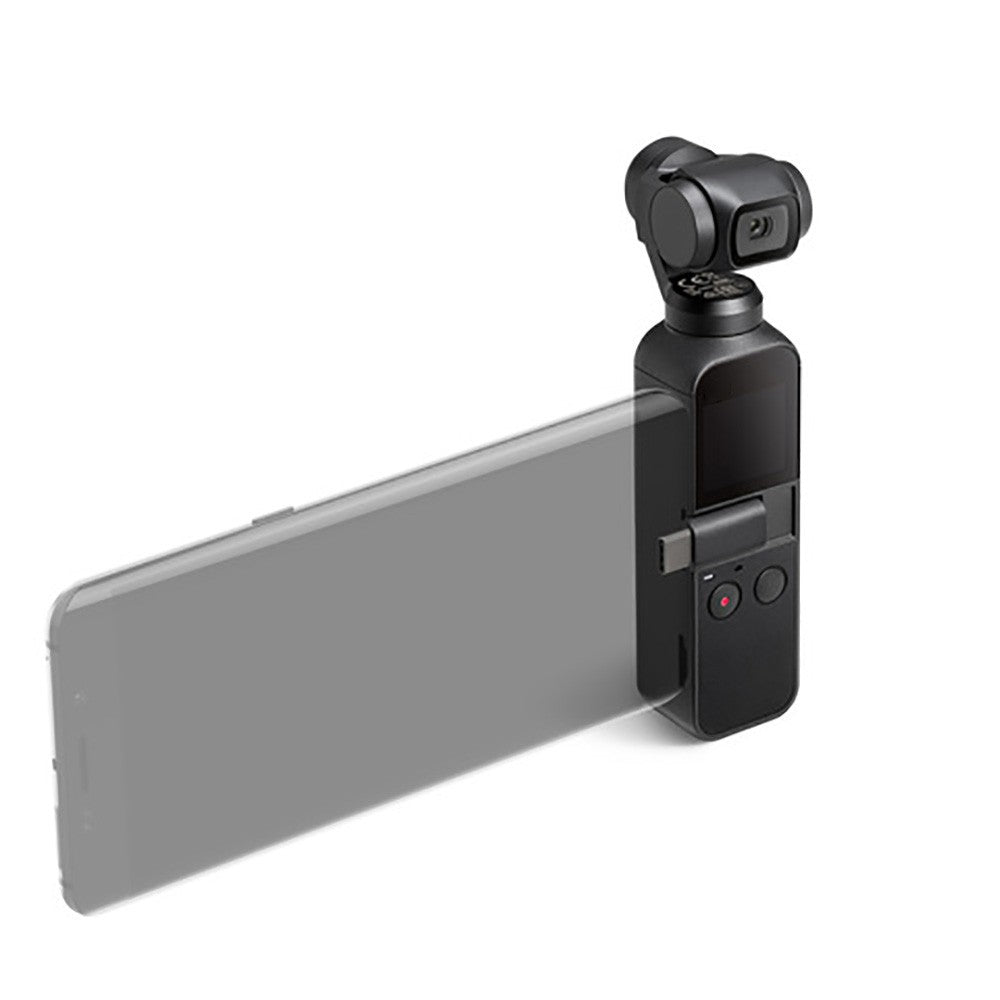 DJI Osmo Pocket Gimbal Camera 3-Axis Handheld Stabilizer 4K 60fps Video Mini Camera