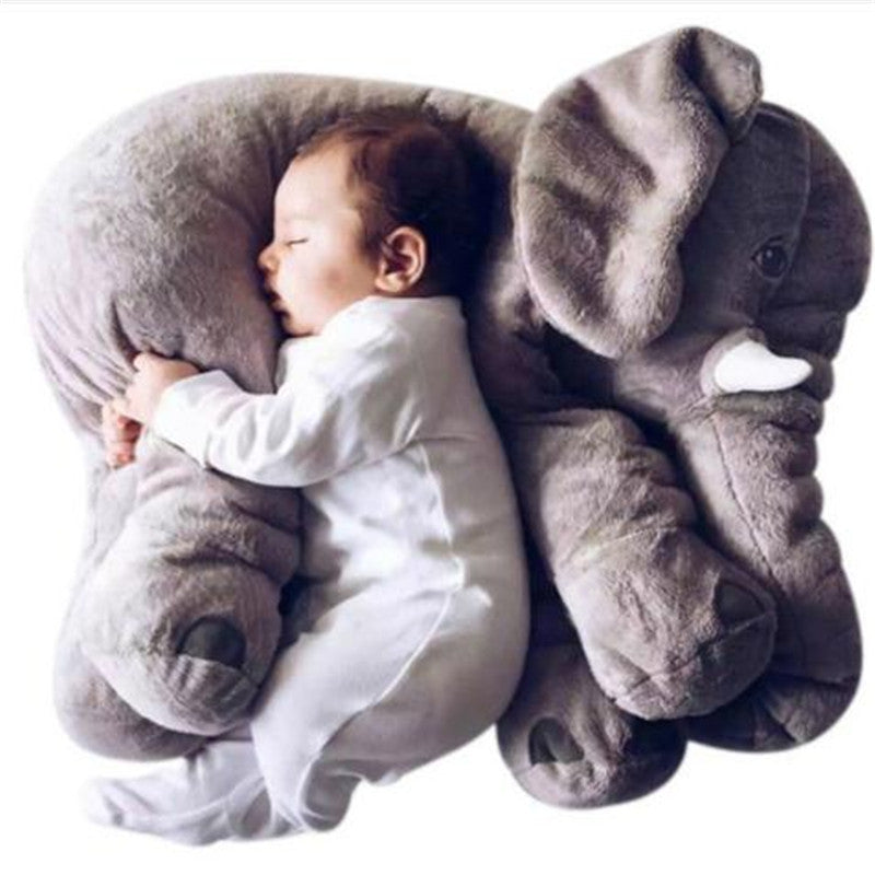 Infant Soft Elephant Pillow Plushee