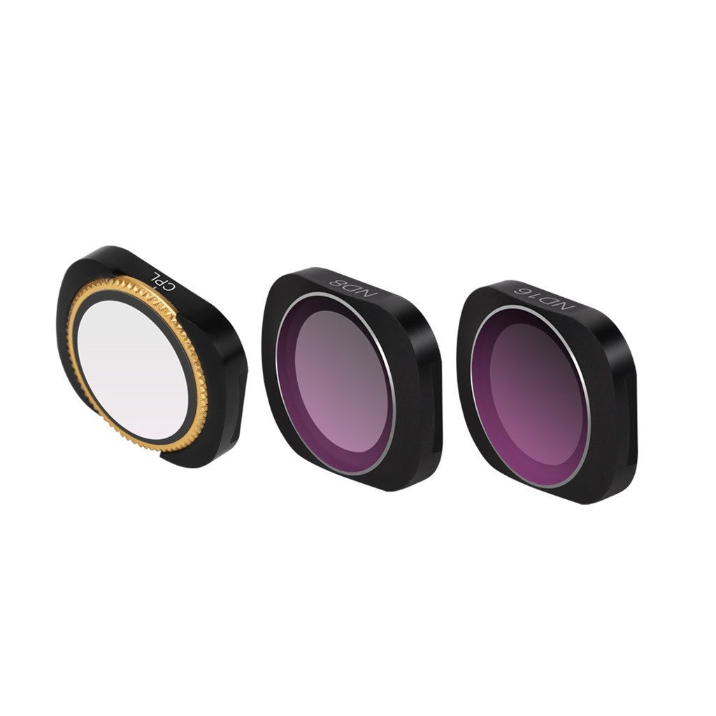 3PC CPL+ND8+ND16 Camera Lens Filters For DJI OSMO POCKET