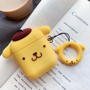 Pudding Dog Airpods Case