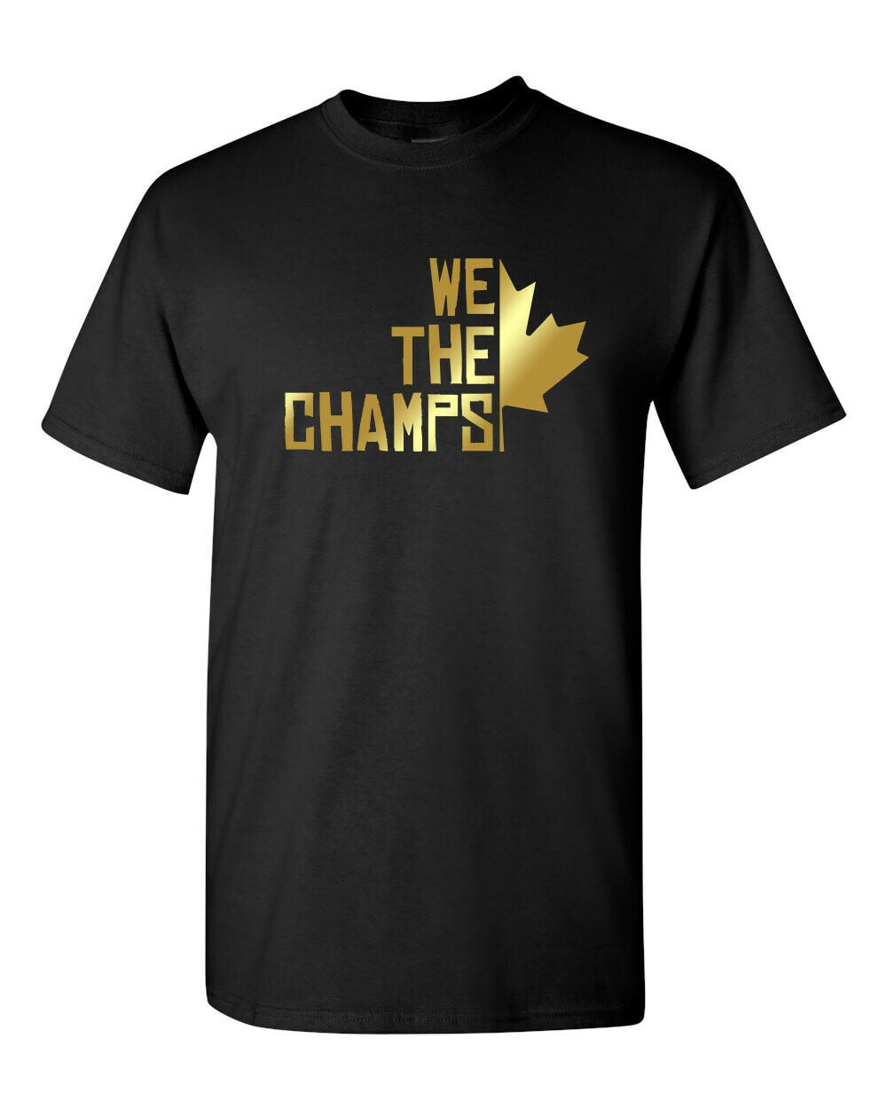 WE THE NORTH CHAMPS TORONTO RAPTORS