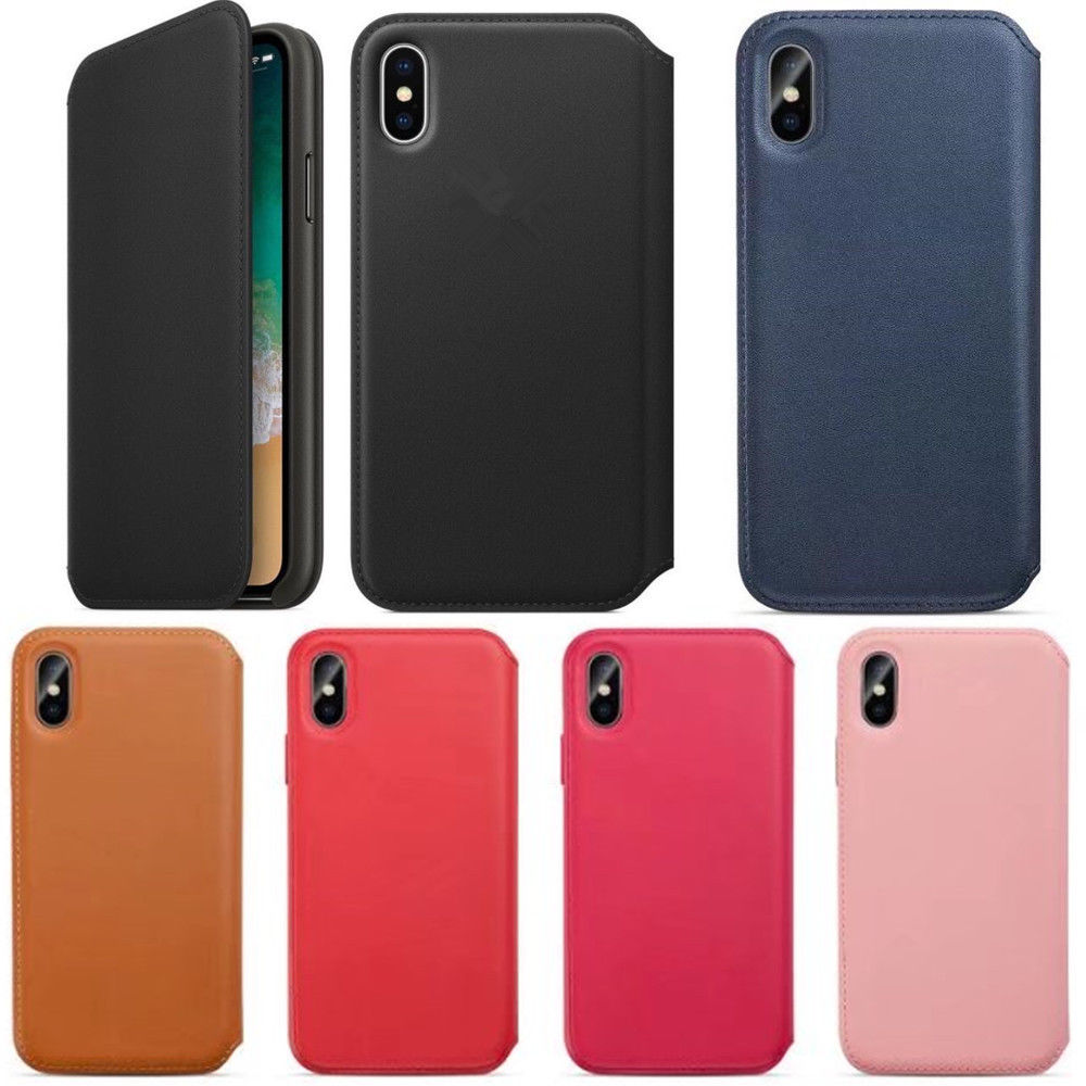 iPhone X Smart Folio Case