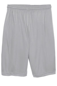 Mens Mesh Shorts / gray