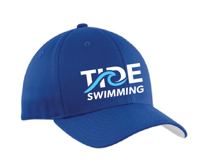 TIDE Flexfit® Cotton Twill Cap