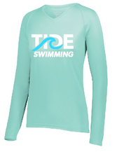 Ladies Long Sleeve Performance Shirt