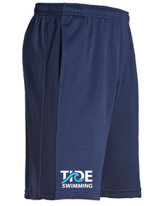 Youth Mesh Shorts - True Navy