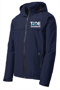 Torrent Waterproof Rain Jacket / Black / Tide Swimming