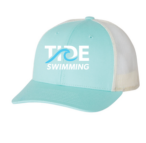 Trucker Hat / Aruba Blue