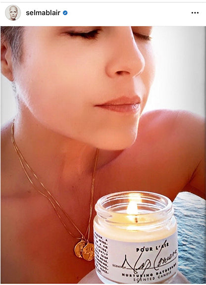 SELMA BLAIR LOVES POUR L'AIR