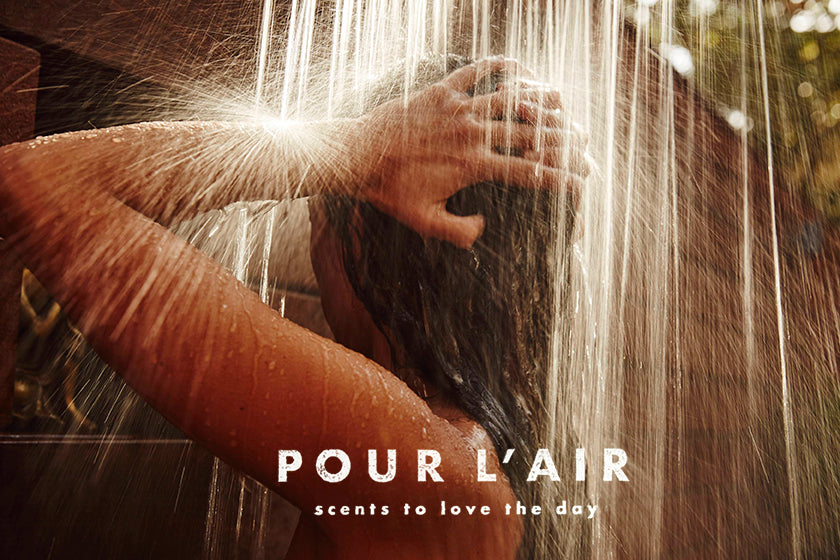 Forest Bathing Scent by Pour l'air. Scents to move your mindset