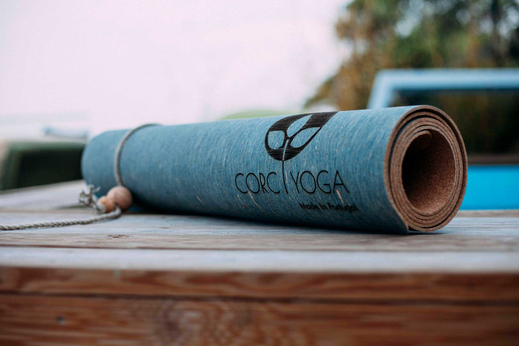 Benefits of a Cork Yoga Mat Over a Traditional Yoga Mat