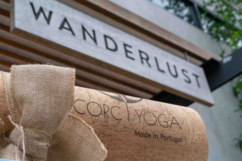 Corc Yoga x Wanderlust Hollywood Studio Takeover