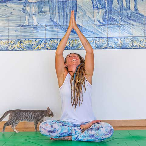 Profile for Corc Yoga Ambassador Chloe Ward
