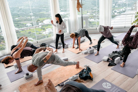 Yoga cultivates community