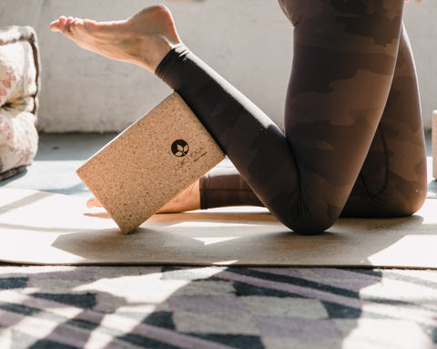 Incorporating Yoga Blocks Into Practice