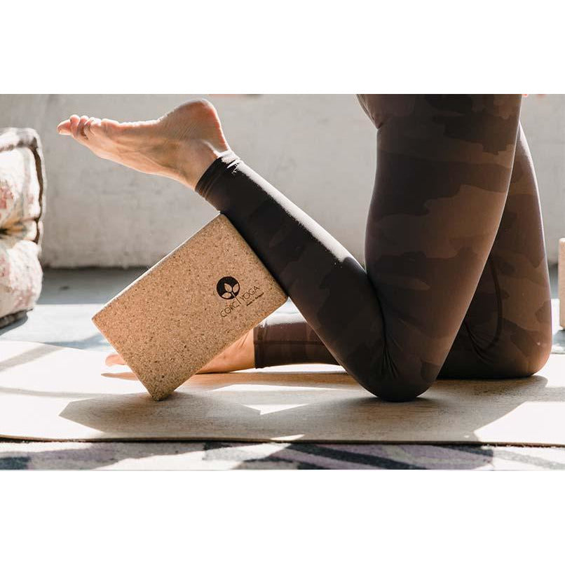 Balance : Cork Yoga Block : Large