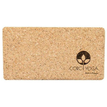 Cork Yoga Block Regular Size